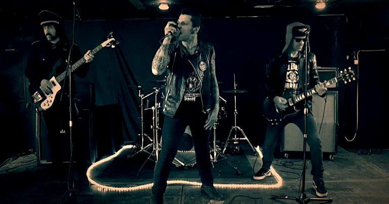 The Hammer Killers y el vídeo de 'Muerte y Gloria' con Podri (Rat-zinger)