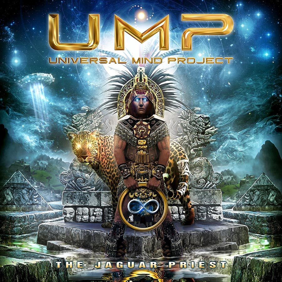 Universal Mind Project 'The Jaguar Priest'
