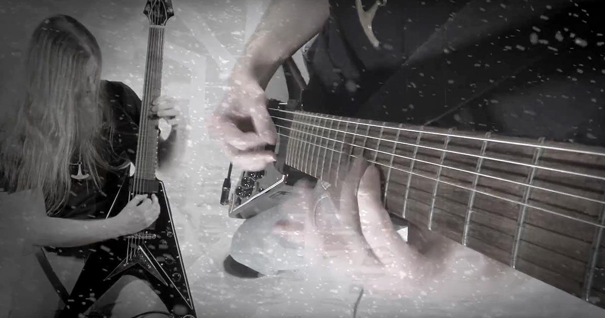Wolfhorde y el vídeo de 'Boundless Agony'