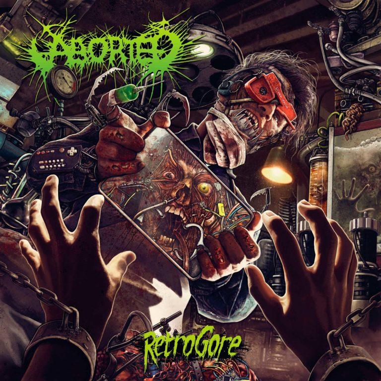 Aborted 'Retrogore'