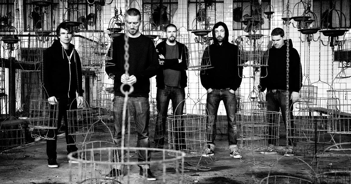 Amenra ofrecen un trailer de su álbum 'Alive'