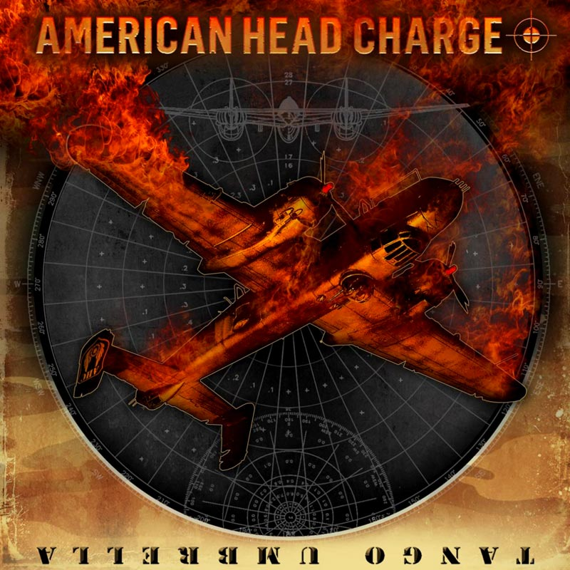 American Head Charge 'Tango Umbrella'