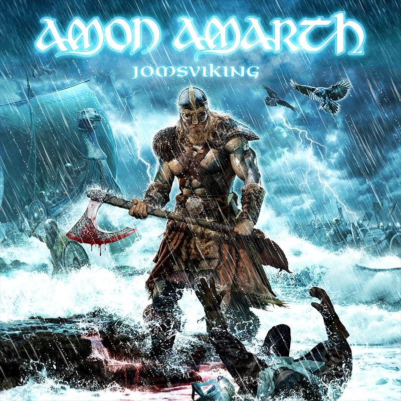 Amon Amarth 'Jomsviking'
