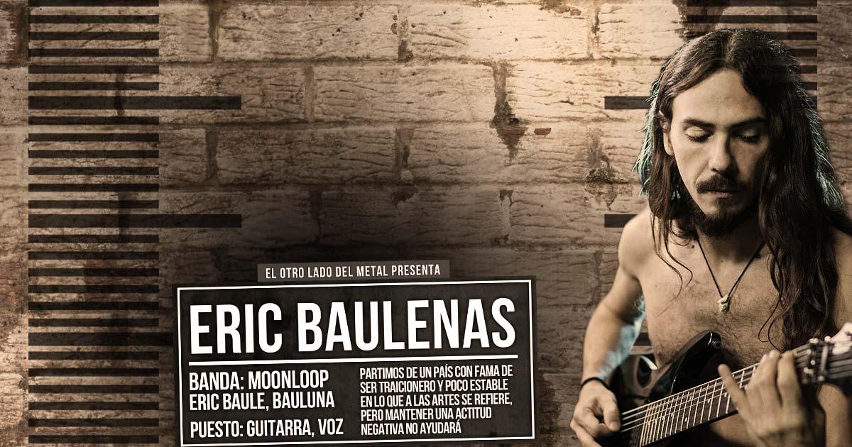 El otro lado del metal XL: Eric Baulenas