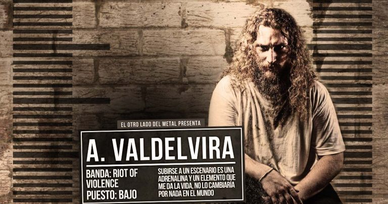 El otro lado del metal XXXIX: Abel Valdelvira