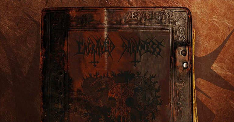 Engraved Darkness comparten en streaming 'Diabolical Scriptures'