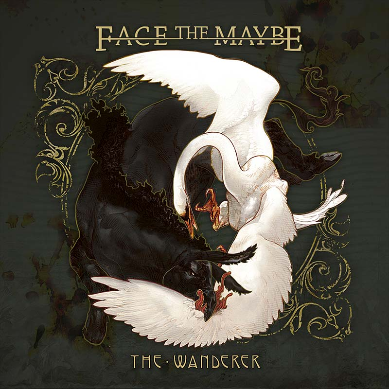 Face The Maybe 'The Wanderer'