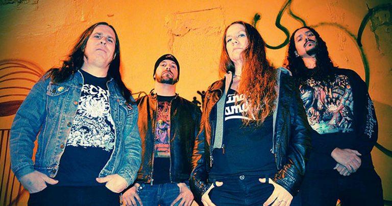 Gruesome estrenan 'Raped by Darkness' como adelanto de su nuevo disco
