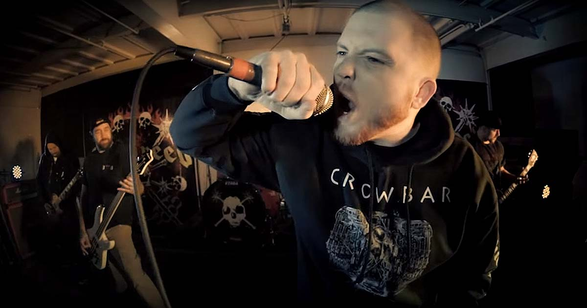 Hatebreed y el vídeo de 'Looking Down the Barrel of Today'