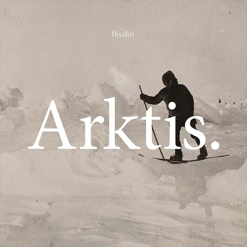 Ihsahn 'Arktis', crítica y portada