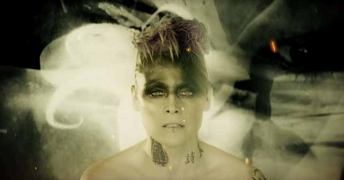 Otep y el vídeo de 'In Cold Blood'