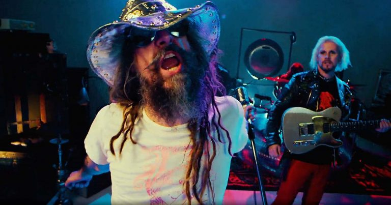 Rob Zombie y el vídeo de 'Get High'