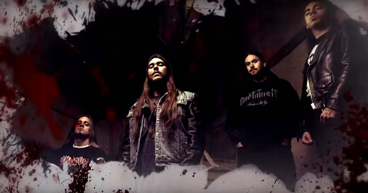 Suicidal Angels estrenan 'Image of the Serpent' en lyric video