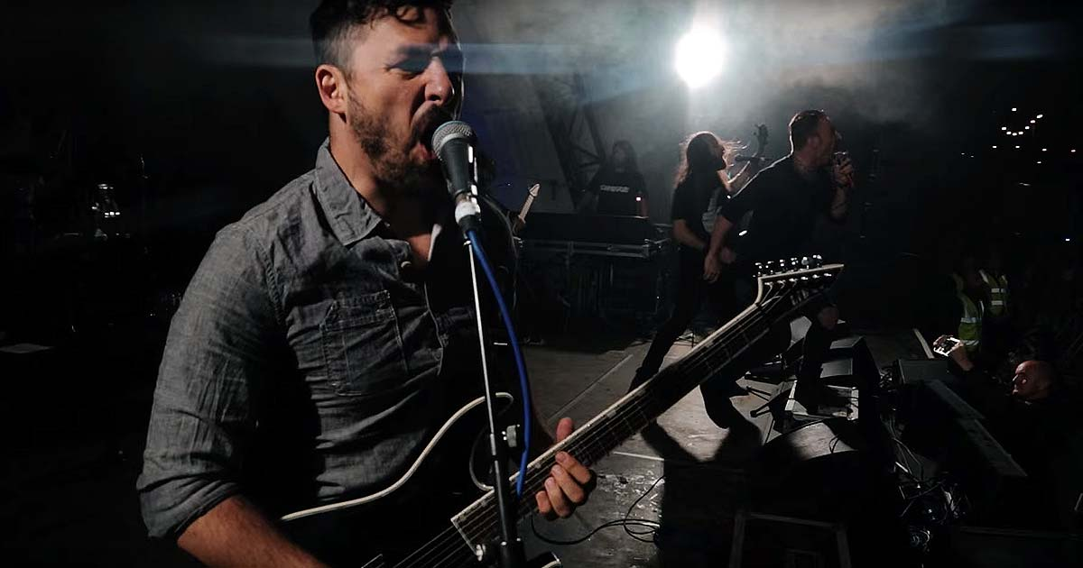 The Dillinger Escape Plan y el vídeo de 'Prancer (Live)