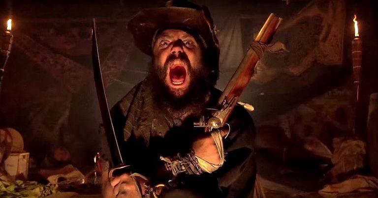 The Dread Crew Of Oddwood y el vídeo de 'Sulfur'