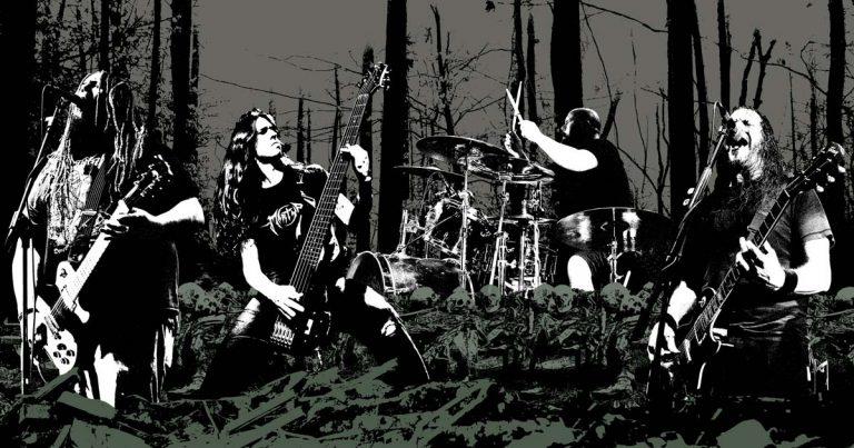 Withered ofrecen 'Distort, Engulf' como nuevo adelanto de su próximo disco