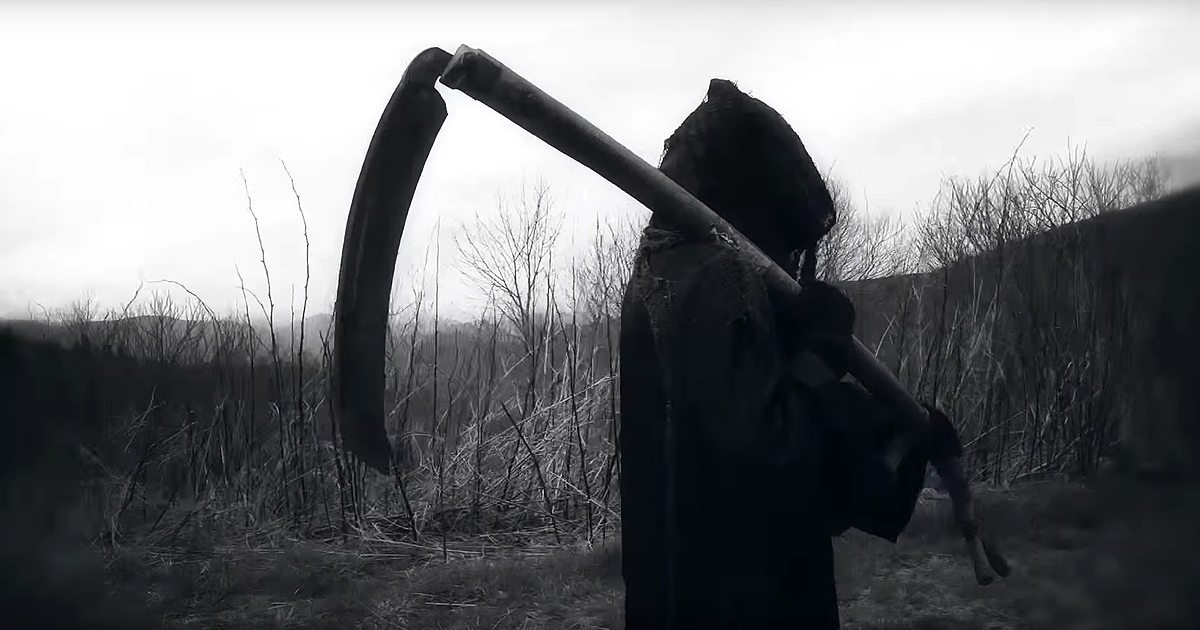 Bloody Hammers y el vídeo de 'The Reaper Comes'