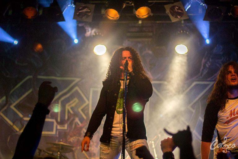 Crónica y fotos del 'Euskal Metal Fest'