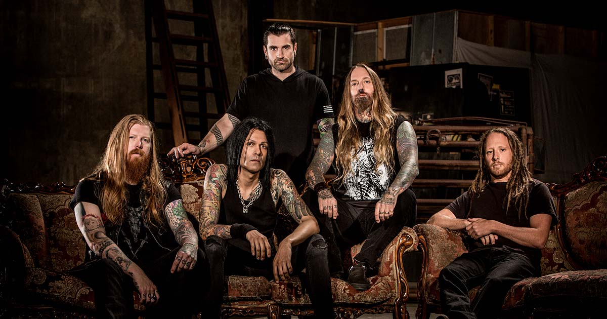 DevilDriver ofrecen un nuevo adelanto de su próximo disco