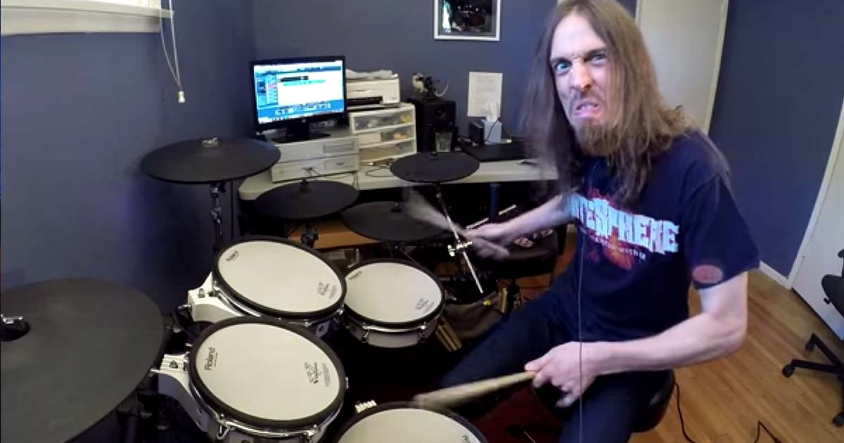 Dirk Verbeuren (Soilwork) nuevo batería de Megadeth