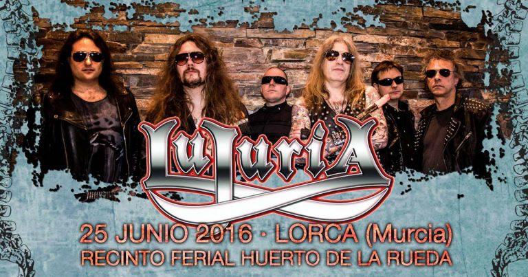 El Metal Lorca cierra su cartel