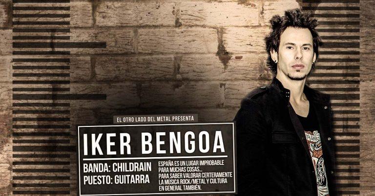 El otro lado del metal XLI: Iker Bengoa