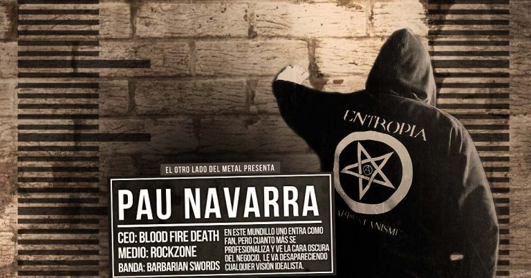 El otro lado del metal (XLII): Pau Navarra