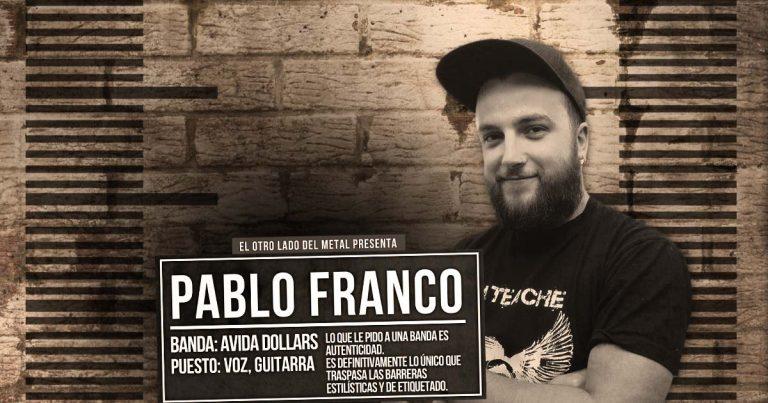 El otro lado del metal XLIII: Pablo Franco