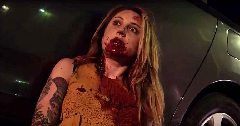 Gruesome y el vídeo de 'Dimensions Of Horror'