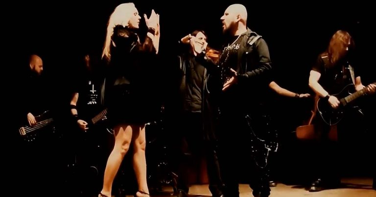 Hortus Animae y el vídeo de 'There's No Sanctuary' con Liv Kristine