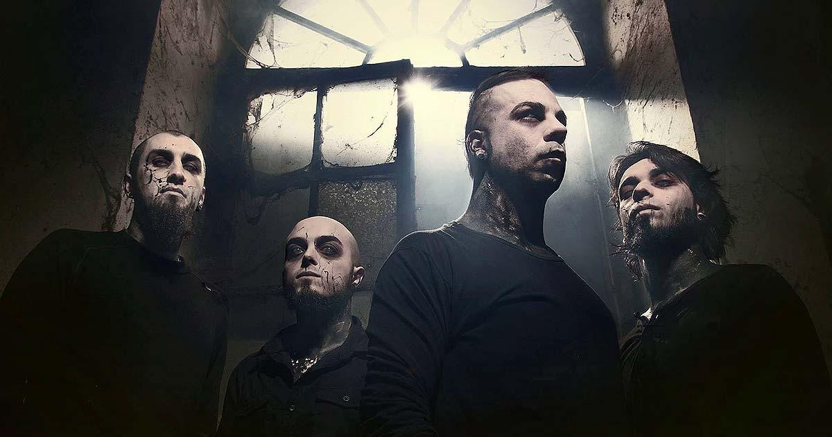 Hoy se pone a la venta el nuevo disco de MorphiuM, 'The Blackout'