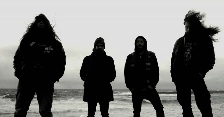 Los blackers gallegos Lóstregos publican su EP debut