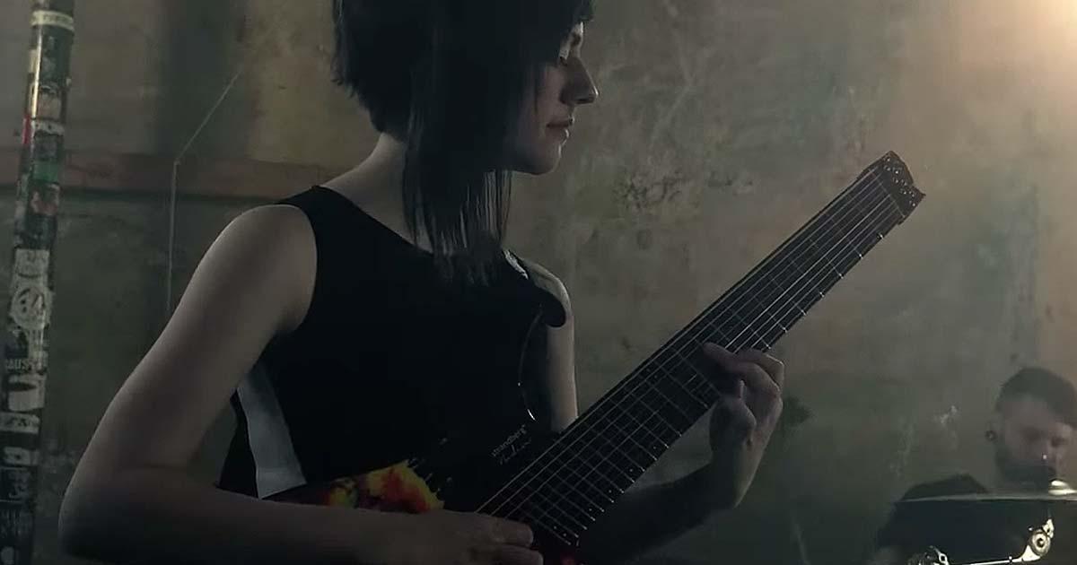 The Fine Constant y el vídeo de 'Quiescent'