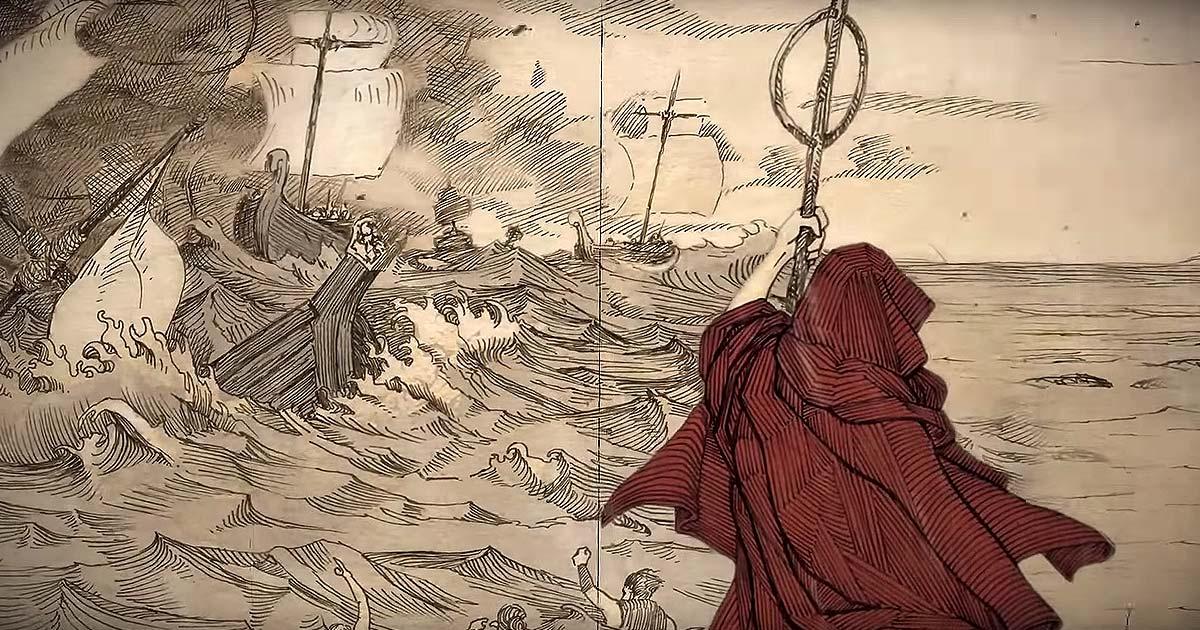 The Order of Israfel estrenan 'Swords To The Sky' en lyric video