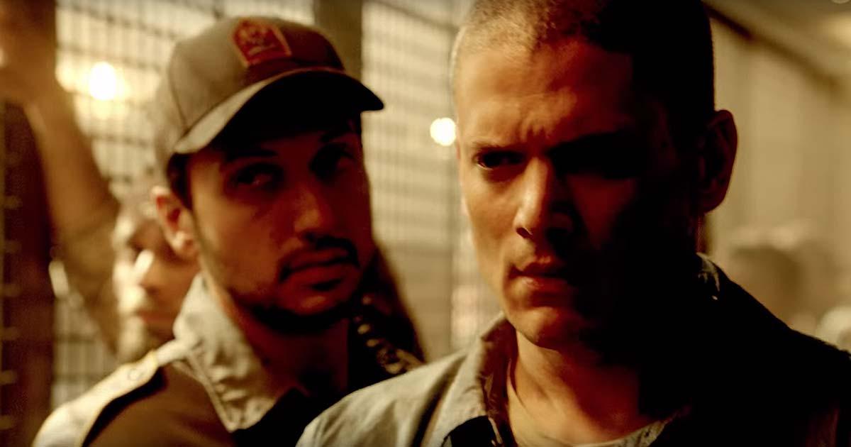 ¡Volvemos a la cárcel! Trailer oficial de la nueva temporada de Prison Break