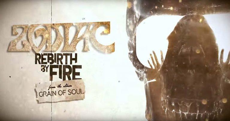Zodiac estrenan 'Rebirth By Fire' en lyric video