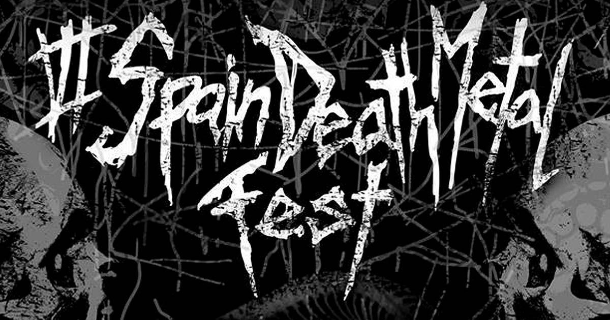 Cartel y detalles del 'Spain Death Metal Fest VI'
