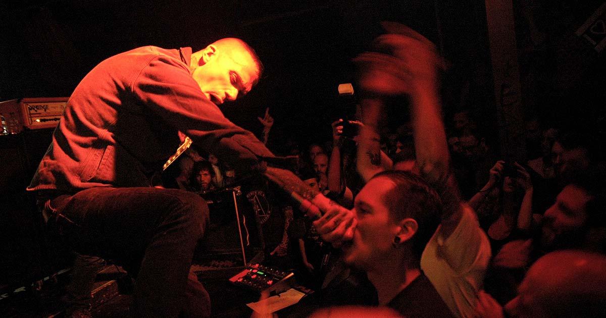 Converge, Harm's Way y Gold en la Sala Estraperlo de Barcelona
