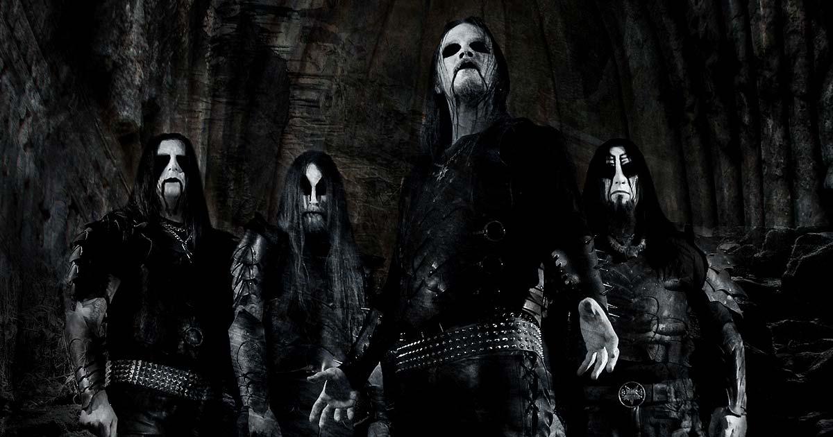 Dark Funeral traerán su nuevo disco a España en octubre