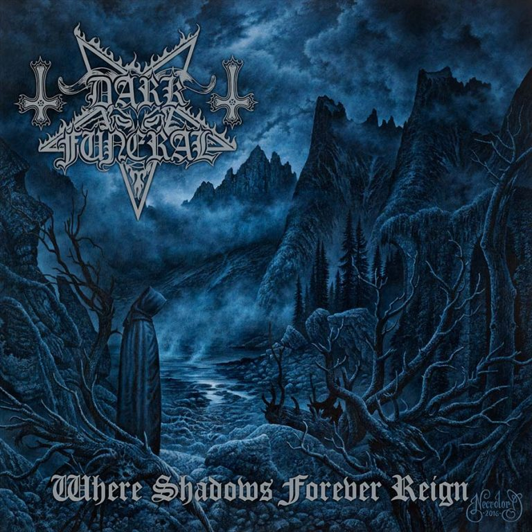 Dark Funeral 'Where Shadows Forever Reign'