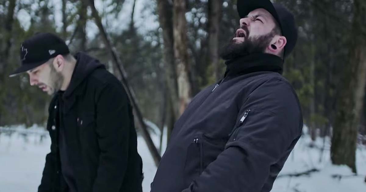 Despised Icon y el vídeo de 'The Aftermath'