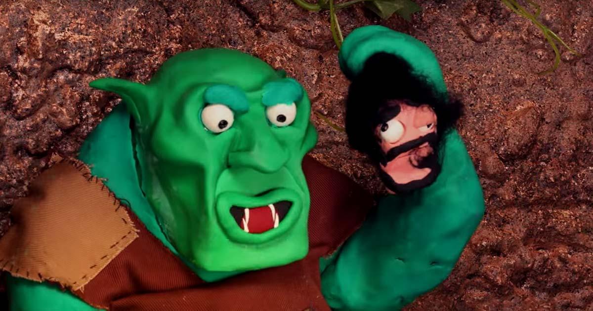 Drakum y el vídeo de 'Troll Recipe'