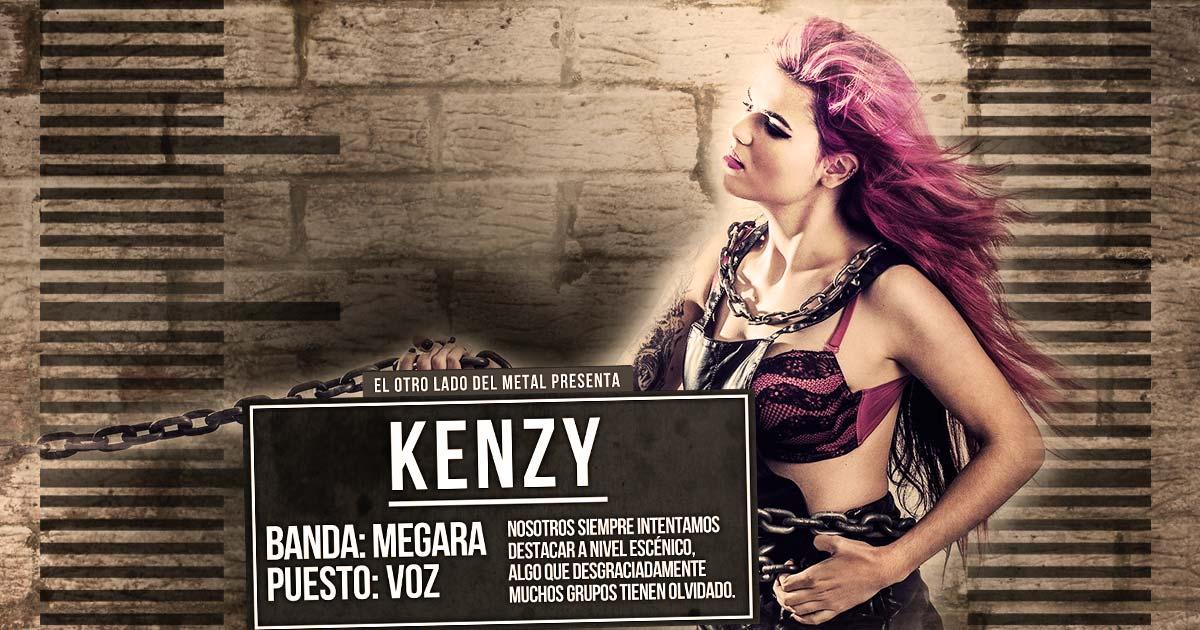El otro lado del metal XLV: Kenzy