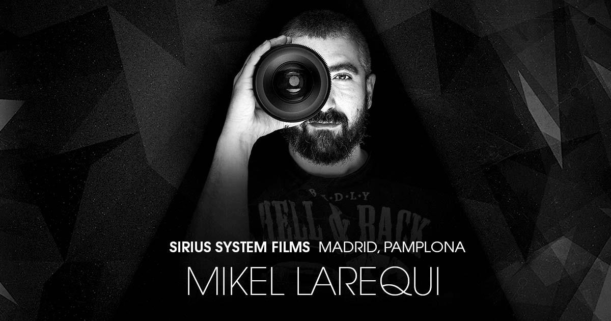 Entrevista con Mikel Larequi