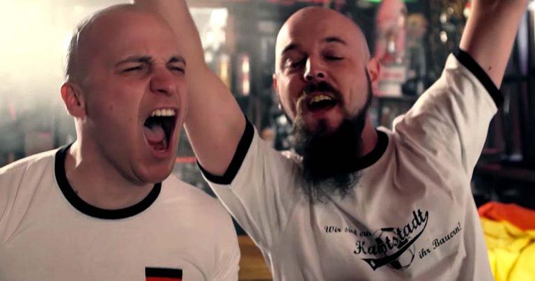Finsterforst y el vídeo de 'Auf Die Zwölf'