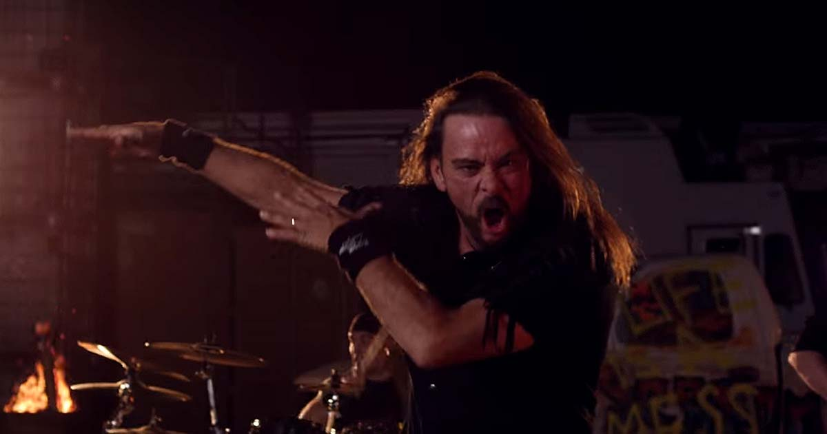 Flotsam and Jetsam y el vídeo de 'Life Is A Mess'