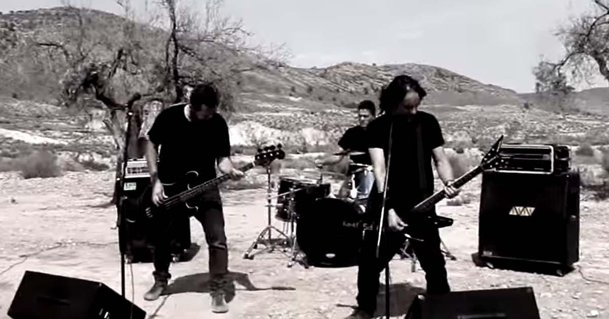 Infernale y el vídeo de 'Black Days'
