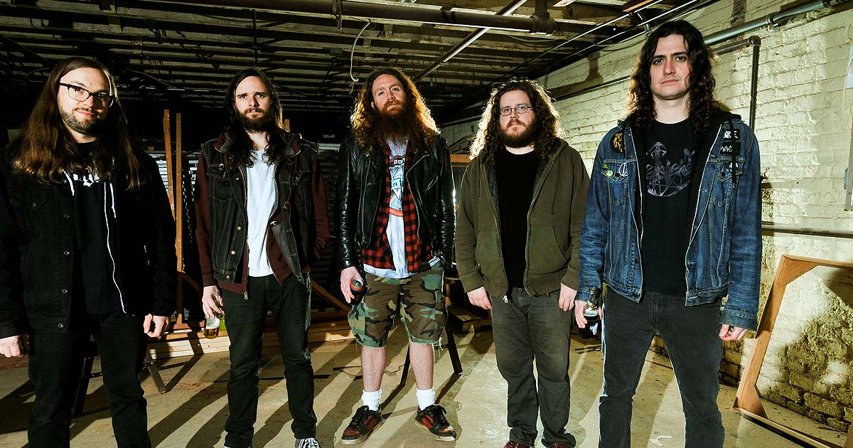 Inter Arma ofrecen 'Primordial Wound' como adelanto de su nuevo disco
