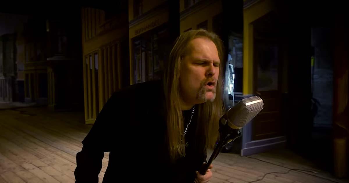 Jorn y el vídeo de 'You're the Voice'