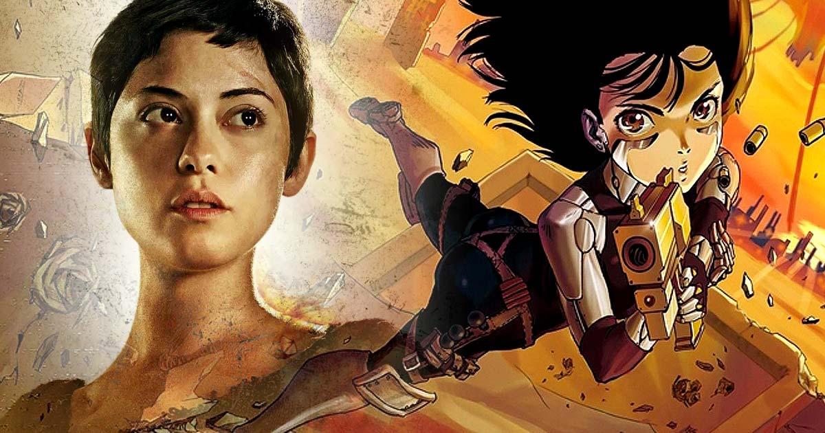 La adaptación al cine de 'Battle Angel: Alita' ya tiene protagonista: Rosa Salazar